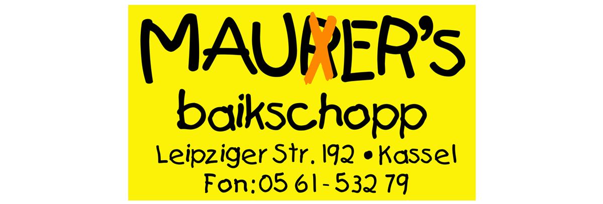 Mauers Baikschopp Logo