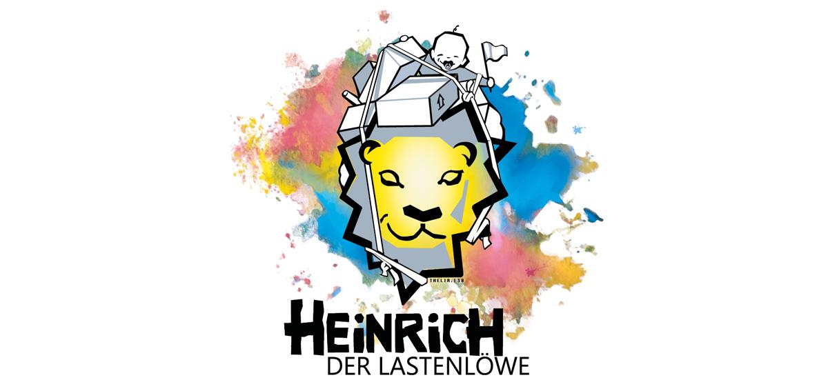 Heinrich, der Lastenlöwe