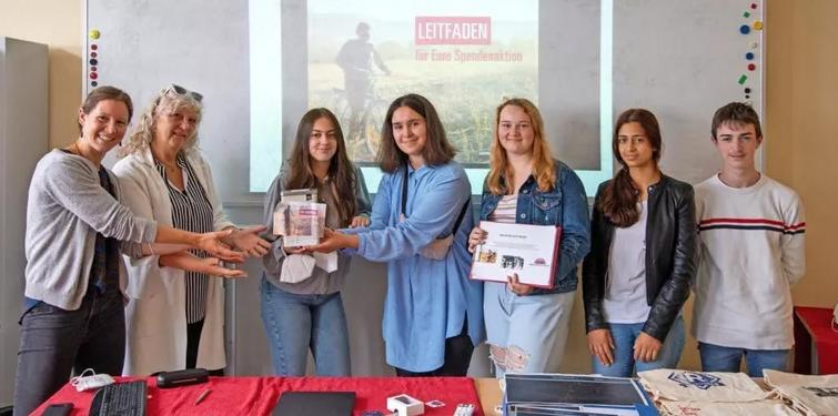 Edemissen Rad-Projekt: IGS-Schüler wünschen sich sichere Abstellplätze